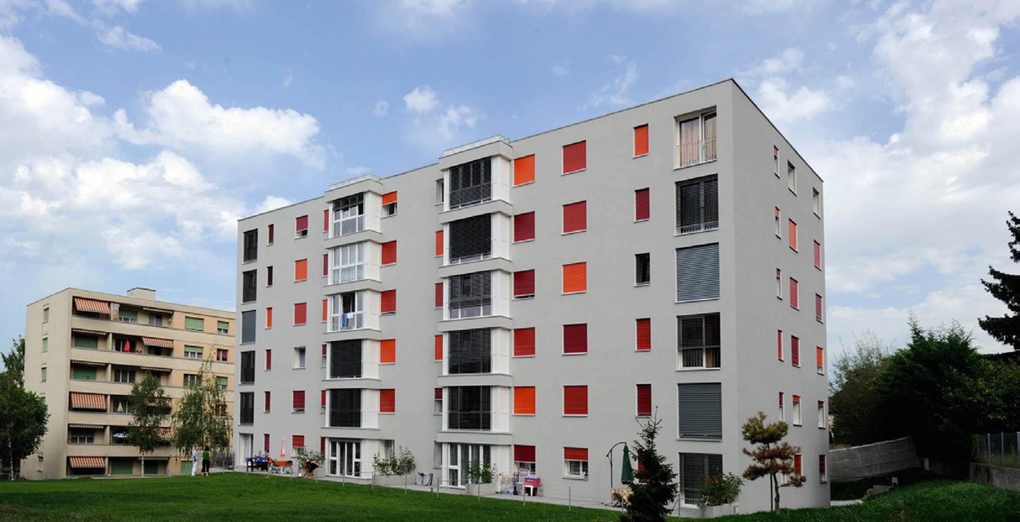Chemin d'Entre-Bois 42-50 Lausanne 1