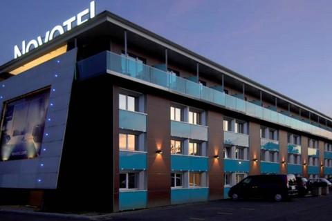 HOTEL NOVOTEL, SURELEVATION ET AGRANDISSEMENT – BUSSIGNY