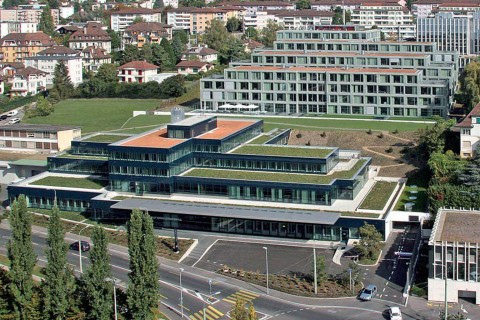 PMI RHODANIE CAMPUS, PHILIP MORRIS INTERNATIONAL CENTER OF OPERATIONS – LAUSANNE