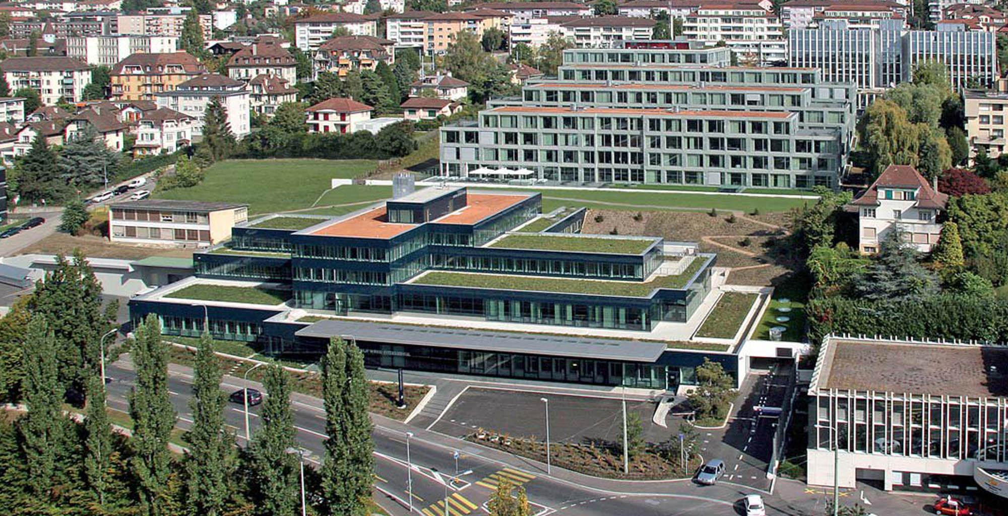 PMI Rhodanie Campus Lausanne 2