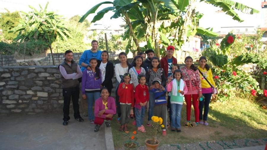 children_nepal