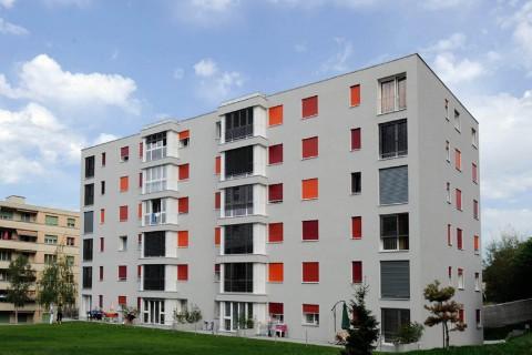 IMMEUBLES, CHEMIN D'ENTRE-BOIS 42-50 – LAUSANNE